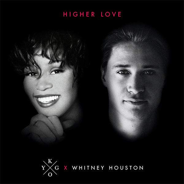Pochette Higher Love