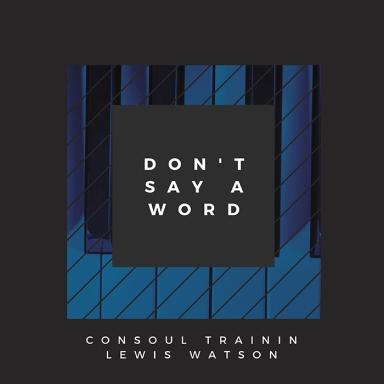 Pochette Consoul Trainin & Lewis Watson - Don't Say A Word.jpg